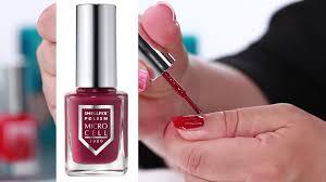 tips and tricks for a long lasting nail polish micro cell shellfix