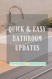 Easy Bathroom Updates by 265 Best Bathroom Ideas And Inspiration Images On Pinterest