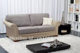Fabric Modern Sofa Modern Furniture Living Room Fabric Sofa 3 Seater 2 Seater