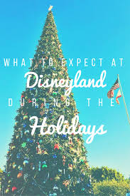 disneyland during thanksgiving week what to expect at disneyland during christmas and our tips
