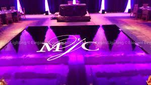 elegant event lighting chicago year in review vinyl dance