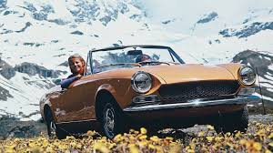 fiat spider 1978 the 1968 1985 fiat 124 spider is a future collectible the drive