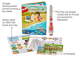Nebraska Usa Map by Discovery Kits For Kids Usa U0026 Geography Subscriptions For Kids