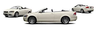volvo convertible 2007 volvo c70 t5 2dr convertible research groovecar