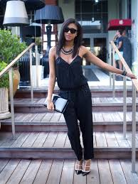 express black jumpsuit daytime sequins in express collection