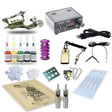 good qualit best price usa complete tattoo starter kit set 1