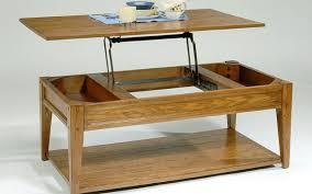 coffee tables stunning hidden storage coffee table hidden gun