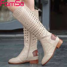 womens boots europe wholesale 2016 europe summer boots cut outs designer knee