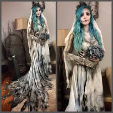 skeleton bride halloween costume corpse bride makeup and costume by nicole chilelli corpse bride