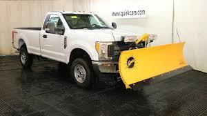 ford trucks 250 2017 ford duty f 250 plow truck xl 4x4 8ft fisher in