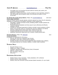 impressive library resume objective for your librarian resume