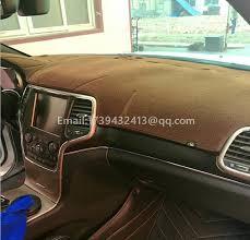 jeep grand 2014 accessories aliexpress com buy dashmats car styling accessories dashboard