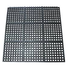 Commercial Kitchen Mat Rubber Cal 03 122 Int Bk