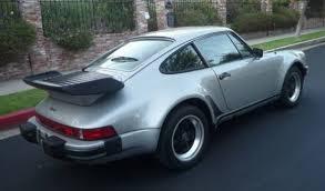1979 porsche 911 turbo low mile 1979 porsche 911 turbo porsche 911 turbo