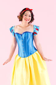 Halloween Costumes Snow White Diy Snow White Halloween Costume Brit