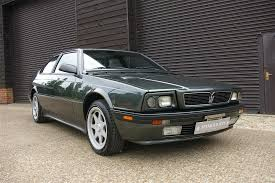 maserati biturbo used 1991 maserati bi turbo for sale in herts pistonheads