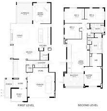 Two Storey Floor Plan 25 Best Home Floor Plans Images On Pinterest Home House Floor