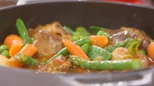 mytf1 cuisine laurent mariotte recette de curry d agneau primeur petits plats en equilibre