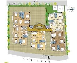 overview aspirations bellagio at bosepukur road behala kolkata