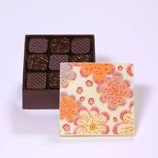 edible images fleur de sel caramel edible chocolate box charles chocolates