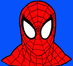draw spiderman easy step step drawing lesson