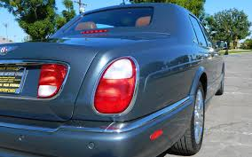 bentley brooklands coupe for sale 2006 bentley arnage r stock be115 for sale near palm springs ca