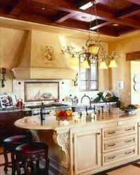 Tuscan Kitchen Curtains Valances by Kitchen Curtains And Valances Old World Tuscan Living Room Design