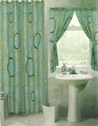 Matching Bathroom Shower And Window Curtains Bathroom Shower And Window Curtain Sets Complete Ideas Exle