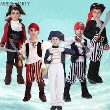 Toddler Boy Pirate Halloween Costumes Popular Kids Pirate Halloween Costume Buy Cheap Kids Pirate