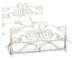 Iron Bed Set Wrought Iron Bedroom Sets Antique Wrought Iron Bed Antique Wrought