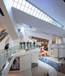 interior design shopping crystals at citycenter libeskind