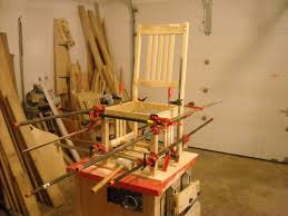 Dining Chair Construction Mission Chair Build By Pintodeluxe Lumberjocks Com