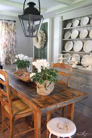 Country Dining Room Tables by 87 Best Dining Room Decorating Ideas Images On Pinterest Dining