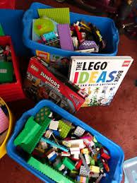 lego storage head Toys Indoor