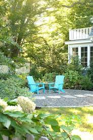 small garden sitting area ideas simple rock garden ideas with