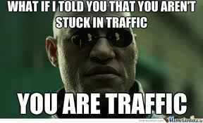 Traffic Meme - traffic by adel nalic meme center