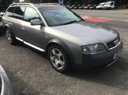 used audi a6 allroad manual for sale motors co uk