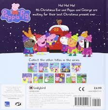peppa pig peppa u0027s christmas amazon uk harry styles