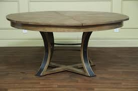 expandable tables coffee table newnteractive reclaimed wood oval dining table