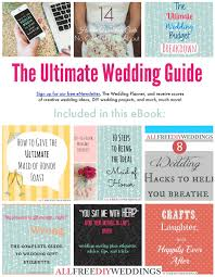 ultimate wedding planner the ultimate wedding guide free ebook