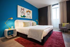 pop theme rooms internacional design hotel