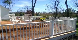 wood deck railing home depot wood deck railing plans wood deck