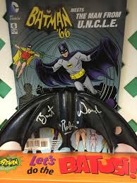 to the library robin my bat display celebrating the batman tv