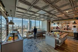 Office Kitchen Design Google Office Tel Aviv 45 Interior Design Ideas
