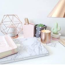 Marble Desk Accessories Office Desk Office Supplies Desk Accessories Gold Marble