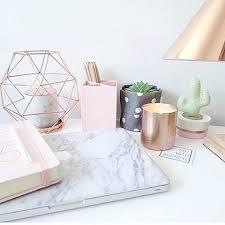 Marble Desk Accessories Office Desk Office Supplies Desk Accessories Gold Marble