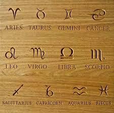 carved symbols u0026 zodiac star signs makemesomethingspecial com