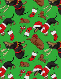 dachshund christmas wrapping paper amazing christmas wrapping paper designs 40 creative exles
