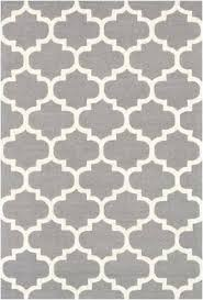 Gray And White Area Rug Gray And White Rugs Gray Area Rug With White Flowers Ezpass Club