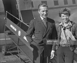air bureau amelia earhart and eugene vidal pictures getty images